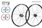 Spank Spike Race28 EVO wheelset 20mm+ 12/135mm incl. adapter